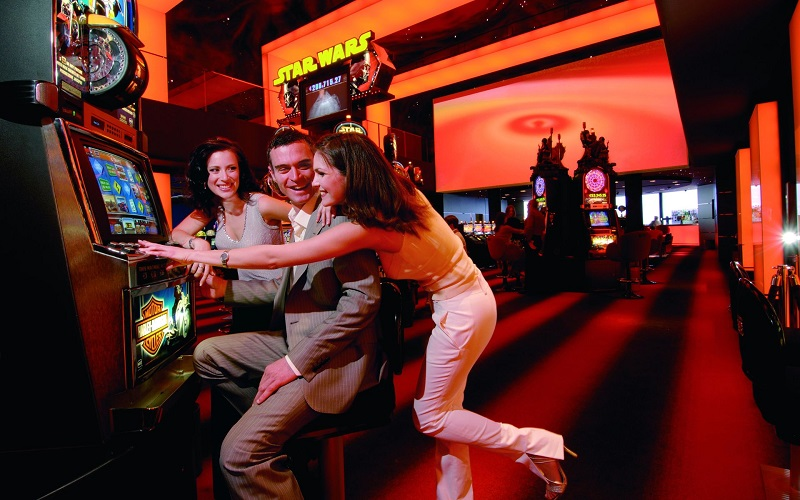 Fifty Percent Basic Problems You Have The Ability To Do To Conserve Online Casino