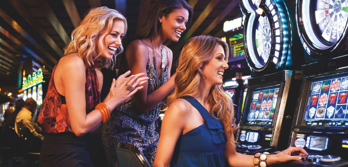 Casino games available for the players