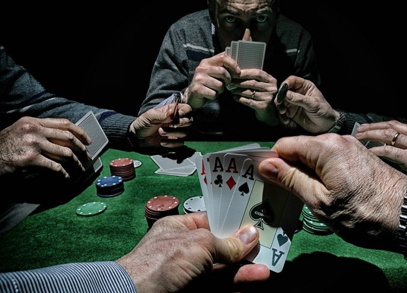 Gambling Relax It is Play Time